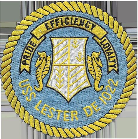USS Lester (DE-1022)
