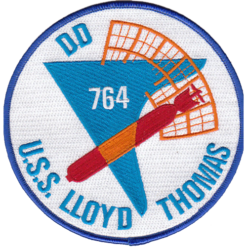 USS Lloyd Thomas (DD-764/DDE-764)