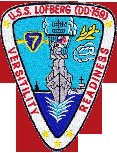 USS Lofberg (DD-759)