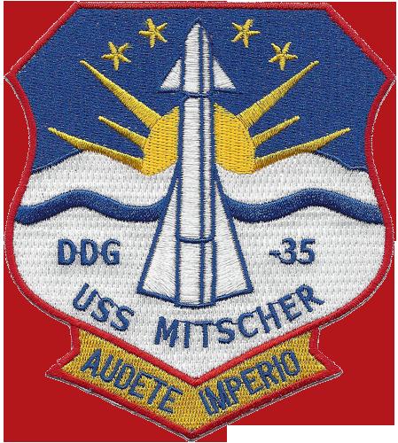 USS Mitscher (DDG-35)