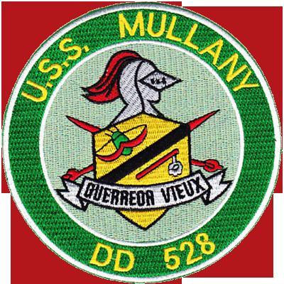USS Mullany (DD-528)