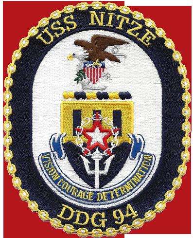 USS Nitze (DDG-94)
