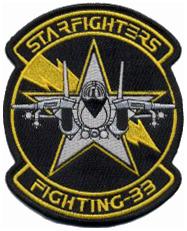 VF-33 Tarsiers/Starfighters