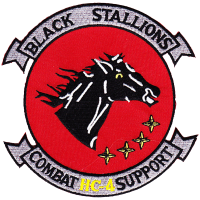 HC-4 Black Stallions/Gallant Blades
