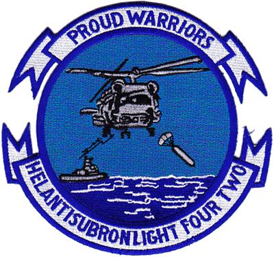 HSL-42 Proud Warriors