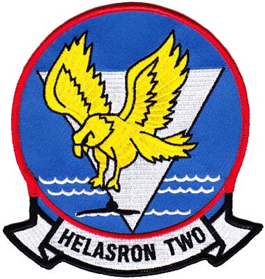 HS-2 Golden Falcons