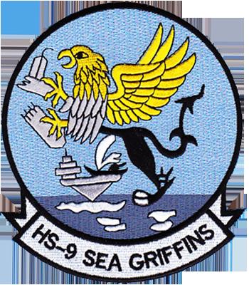 HS-9 Sea Griffins