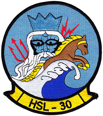 HSL-30 Neptune's Horsemen