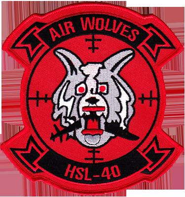 HSL-40 Air Wolves
