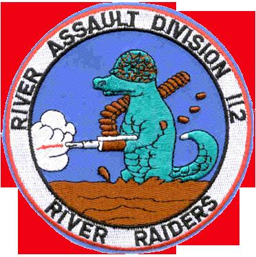River Assault Division 112 (RIVDIV 112), River Assault Squadron-11 (RIVRON-11)