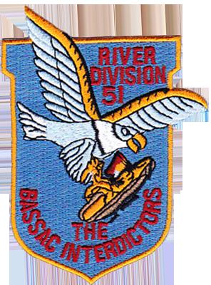 River Division 51 (RIVDIV 51), River Squadron 5 (RIVRON-5)