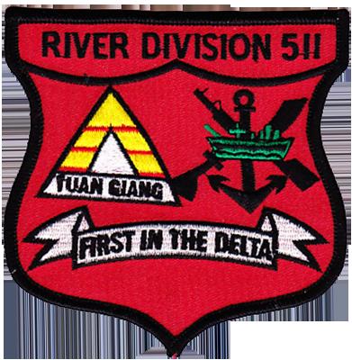 River Division 511 (RIVDIV-511), River Squadron 51 (RIVRON 51)