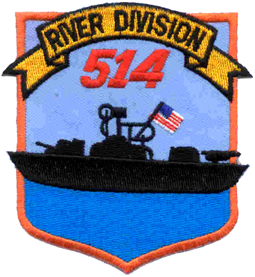 River Division 514 (RIVDIV-514), River Squadron 51 (RIVRON 51)