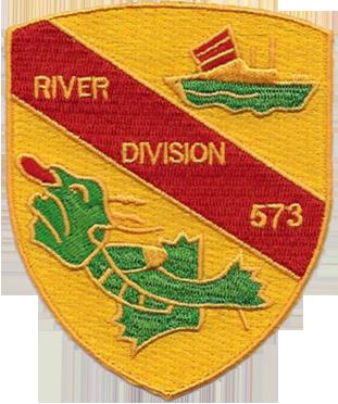 River Division 573 (RIVDIV 573), River Squadron 57 (RIVRON 57)