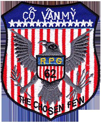 River Patrol Goup 62 (RPG62), Naval Advisory Group Vietnam