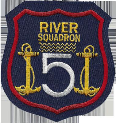 River Squadron 5 (RIVRON-5), USN River Patrol Force - Task Force 116 (TF-116)