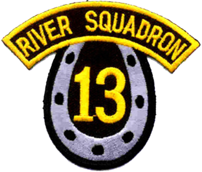 River Assault Squadron-13 (RIVRON-13), USN Mobile Riverine Force Task Force-117 (TF-117)