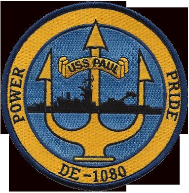 USS Paul (DE-1080)