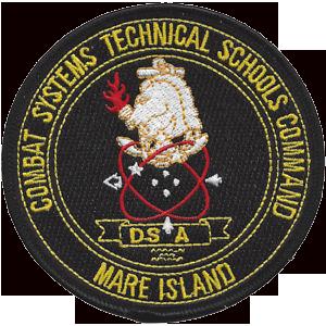 Naval Schools Command (NAVSCOLCOM) Mare Island, Vallejo, Ca