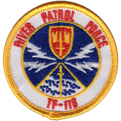USN River Patrol Force - Task Force 116 (TF-116)