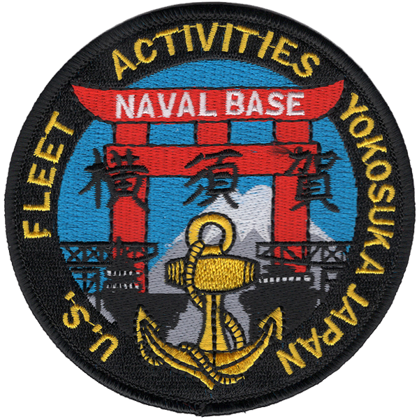 Commander Fleet Activities Yokosuka, Commander Naval Forces Japan