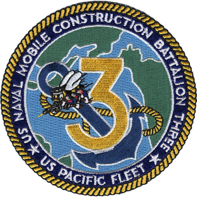Naval Mobile Construction Battalion (NMCB) 3