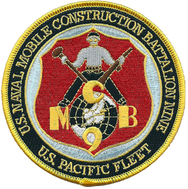 Naval Mobile Construction Battalion (NMCB) 9