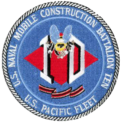 10th Naval Mobile Construction Battalion (NMCB-10)