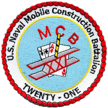 Naval Mobile Construction Battalion (NMCB) 21