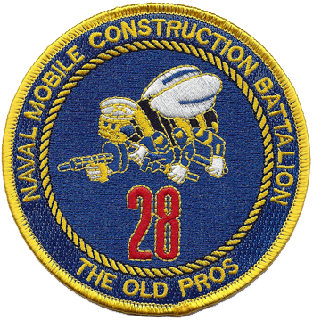 Naval Mobile Construction Battalion (NMCB) 28