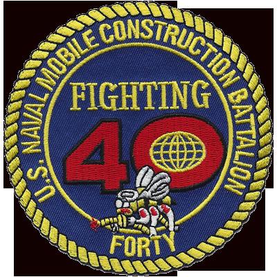 Naval Mobile Construction Battalion (NMCB) 40