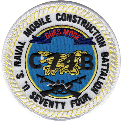 Naval Mobile Construction Battalion (NMCB) 74