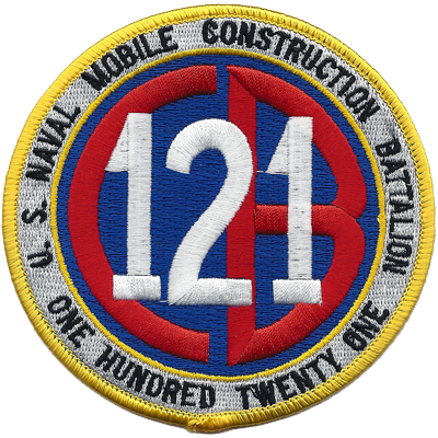 Naval Mobile Construction Battalion (NMCB) 121