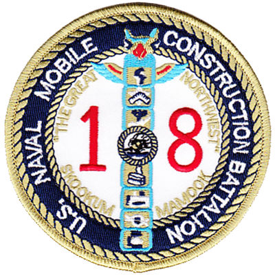 Naval Mobile Construction Battalion (NMCB) 18