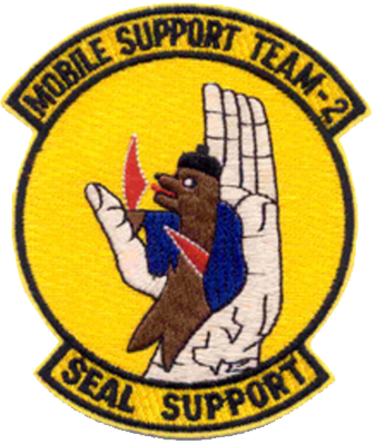Mobile Support Team 2 (MST-2), NCWGRU 2