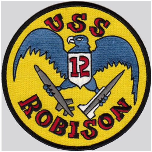 USS Robison (DDG-12)
