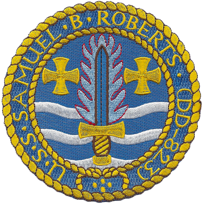 USS Samuel B. Roberts (DD-823)