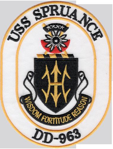 USS Spruance (DD-963)