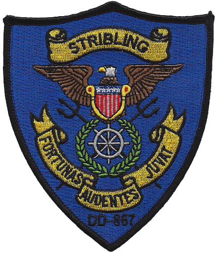 USS Stribling (DD-867)