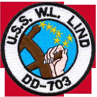 USS Wallace L. Lind (DD-703)