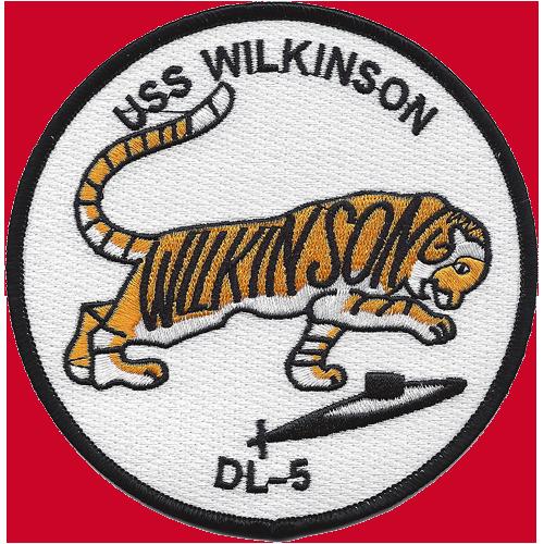 USS Wilkinson (DL-5)