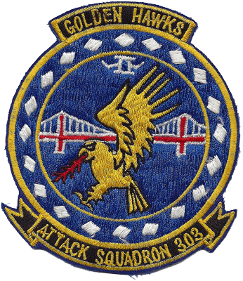 VA-303 Golden Hawks