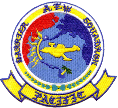 Airborne Early Warning Barrier Squadron Pacific (AEWBARRONPAC)