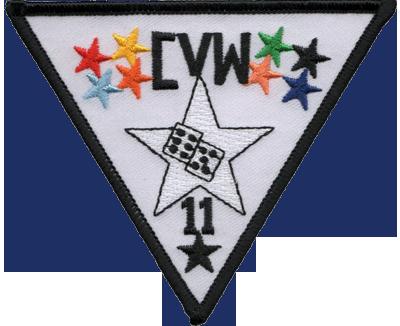 Commander Carrier Air Wing 11 (CVW-11)