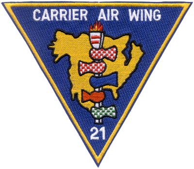 Commander Carrier Air Wing 21 (CVW-21)
