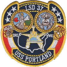 USS Portland (LSD-37)