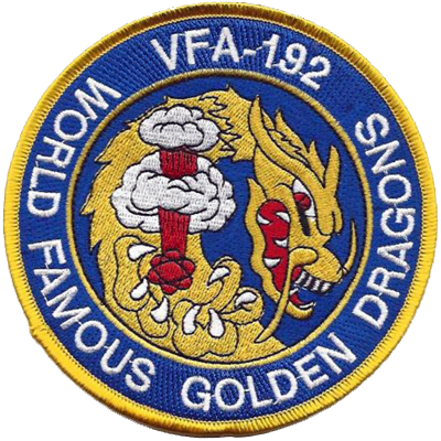 VFA-192 World Famous Golden Dragons