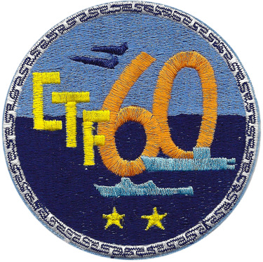 Commander Battle Force (CTF-60), COMSIXTHFLT