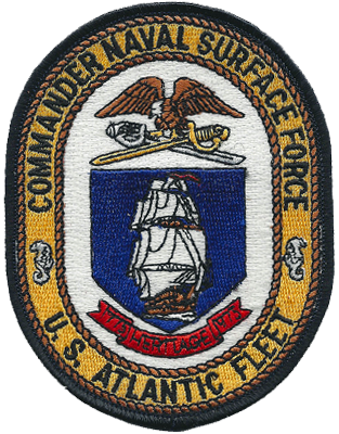 Commander, Naval Surface Force, Atlantic (COMNAVSURFLANT)