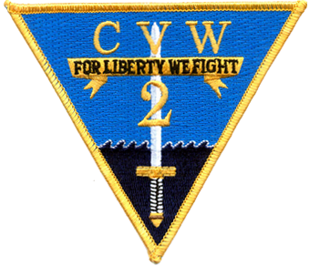 Commander Carrier Air Wing 2 (CVW-2), Commander, Naval Air Force, U.S. Pacific Fleet (COMNAVAIRPAC)